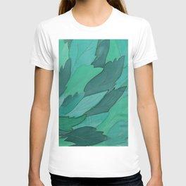 Green Leaves T-shirt