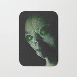 Alien Files Bath Mat
