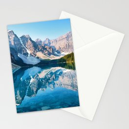 Moraine Lake, Canada #buyart #society6 Stationery Cards