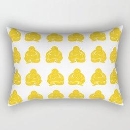 Jonquil Asian Moods Buddha Boys Rectangular Pillow