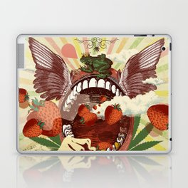 STRAWBERRY COUGH Laptop & iPad Skin