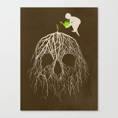 Bad Seed Canvas Print