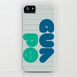 Guapo 01 iPhone Case