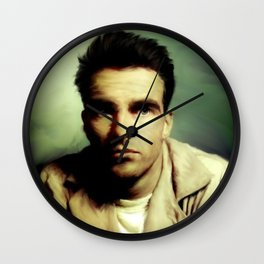 Montgomery Clift Wall Clock