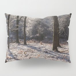 Hoar Frost Pillow Sham