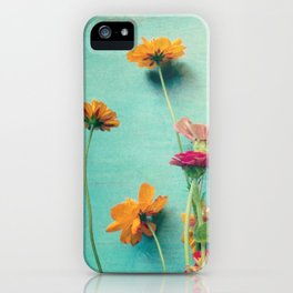 I Carry You With Me Into the World iPhone Case