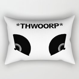*THWOORP* Fans Rectangular Pillow