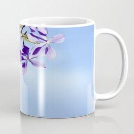 lost in blue Coffee Mug
