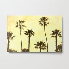CALIFORNIA DREAMING Metal Print