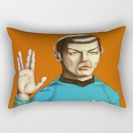 Mr. Spock Rectangular Pillow