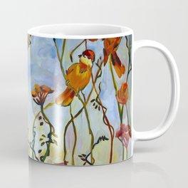 A Rabbit in the Garden Coffee Mug