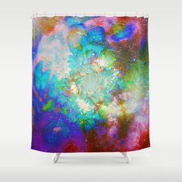 Ethereal Bliss Shower Curtain
