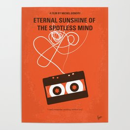 No384 My Eternal Sunshine of the Spotless Mind mmp Poster