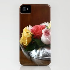 Rose Tea II iPhone (4, 4s) Slim Case