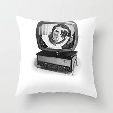 rumore Throw Pillow