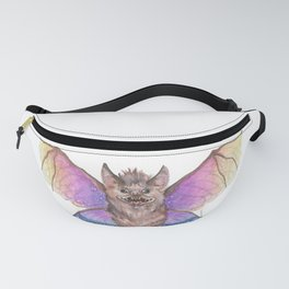 Marvelous Things - Bat with Butterfly Wings Fanny Pack