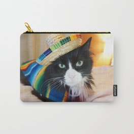 Bear in Costume Carry-All Pouch