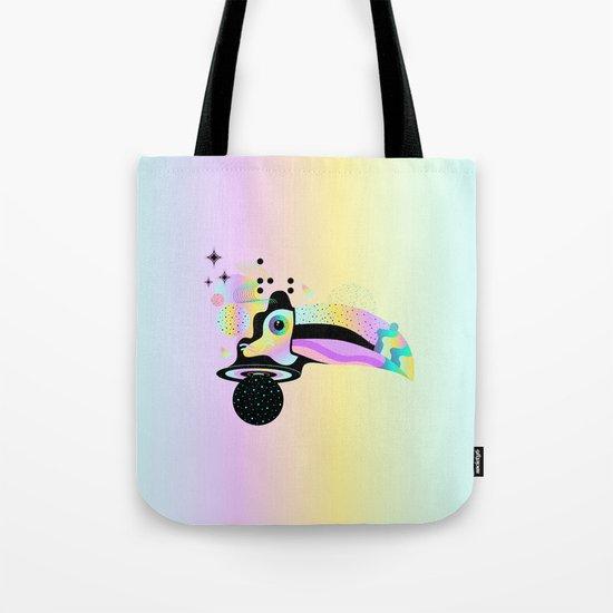 T R O P I C A L Tote Bag