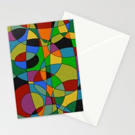 Abstract #94 Stationery Cards