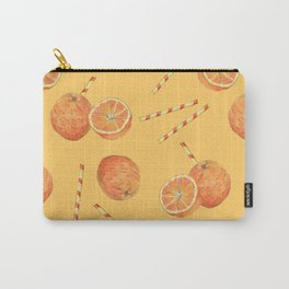 orange juice _ light Carry-All Pouch