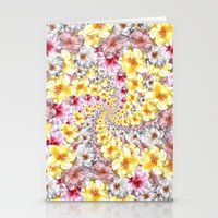 bali Stationery Cards featuring bali twist by gasponce