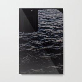 River Shadows. Metal Print