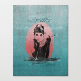 Trekfest at Tiffany's Canvas Print