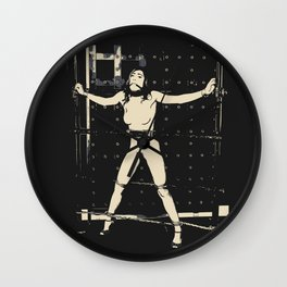 Welcome to the Dungeon 2 Wall Clock