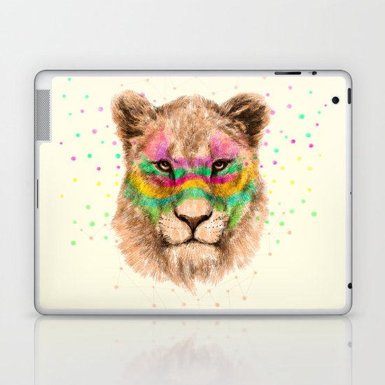 Lioness II Laptop & iPad Skin
