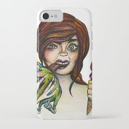 Princess Frog iPhone Case