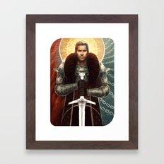 Cullen Card Framed Art Print