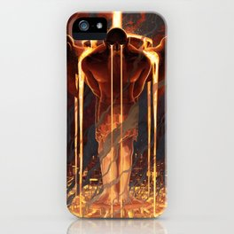 The Fountains of Ferrom iPhone Case