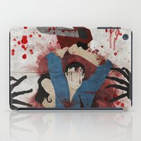 evil iPad Cases featuring Evil by Spectacle Photo