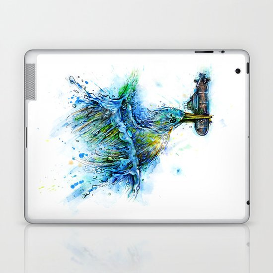 Nautical Problem Laptop & iPad Skin