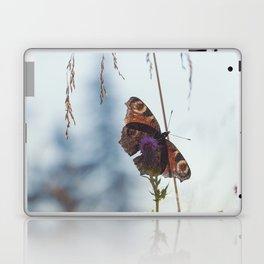 Mountain Butterfly Laptop & iPad Skin