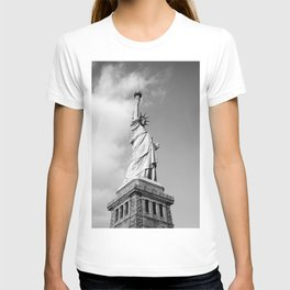 Lady Liberty - NYC T-shirt