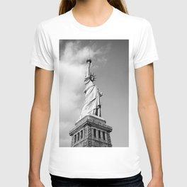 Lady Liberty - NYC T-shirt