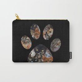 Cats Paw Carry-All Pouch