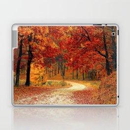 Autumn Landscape 1   Paysage d'Automne 1 Laptop & iPad Skin