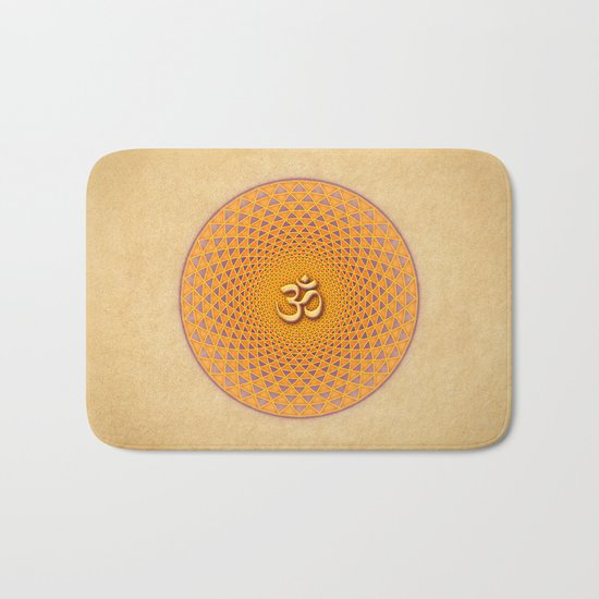Lotus / Namaste Bath Mat
