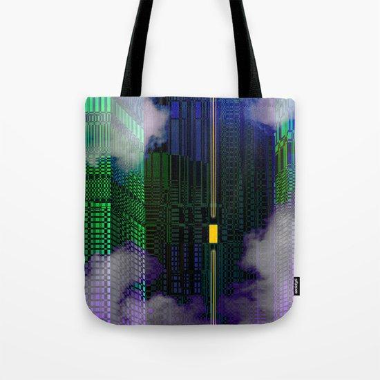 Atlante 21-06-16 / YELLOW WINDOW Tote Bag