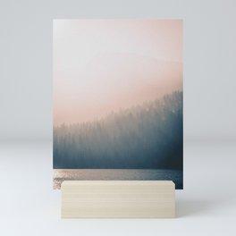 Golden Lake Mini Art Print