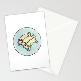 Snug as a Pug on a Rug Stationery Cards