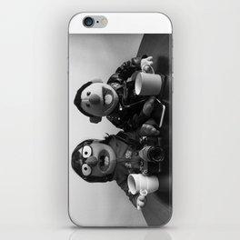 Modern Puppet Gothic iPhone Skin