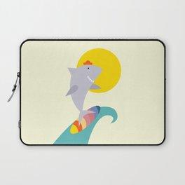 sea shark Laptop Sleeve