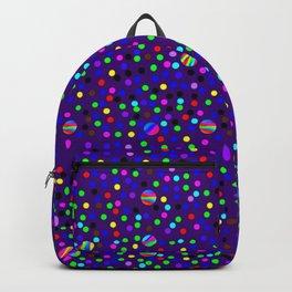 Colorful Rain 14 Backpack