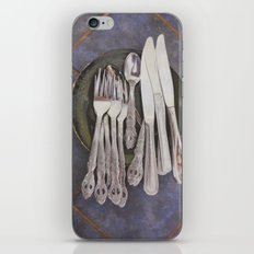 SHADES OF GREY  iPhone & iPod Skin