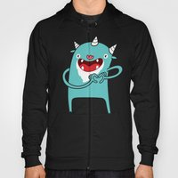 Monster Hearts You! Hoody