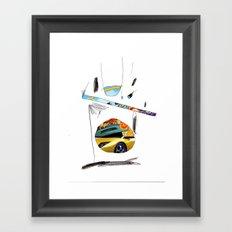 des20 Framed Art Print