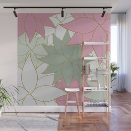 SWEET FLORAL Wall Mural